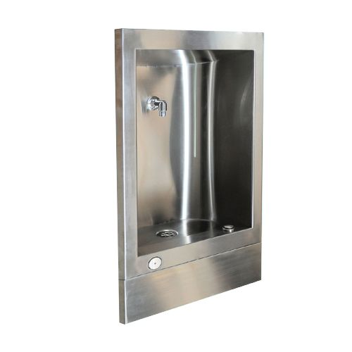 Recessed Water Bottle Filling Station image