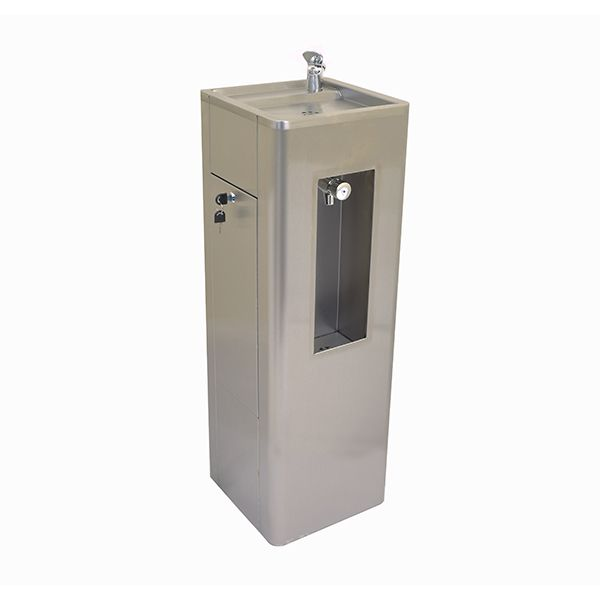 Junior Height Drinking Fountain With Bottle Filling Station