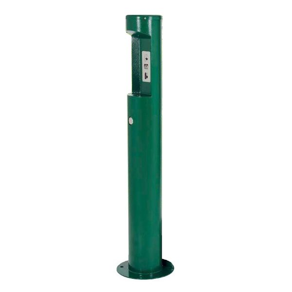 Outdoor Pedestal Bottle Filler