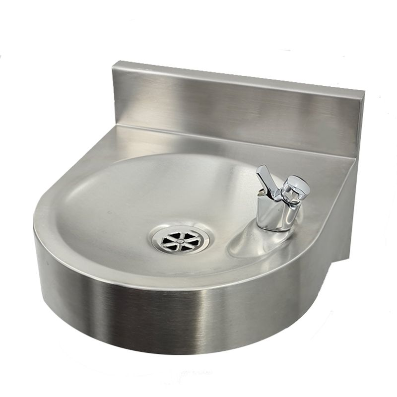 wras compliant wall mounted drinking fountain