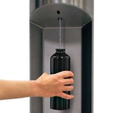 external bottle filling station